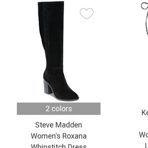 10544b0d629 Steve Madden · Steven más del Roxana boots. NWT